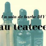 teatree pour barbe